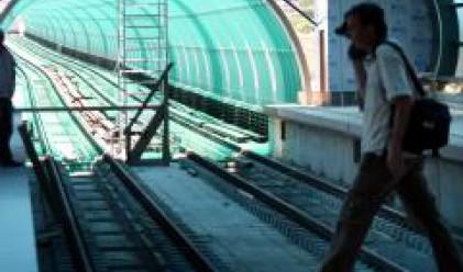 Турска фирма ще строи втория диаметър на метрото в София