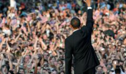 Обама триумфира в Европа