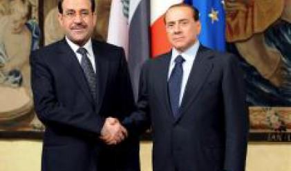 Италия иска да стане главен вносител на иракски петрол в Европа
