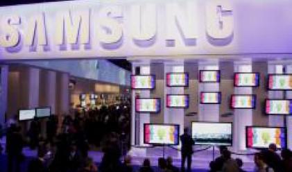 Увеличение на чистата печалба на Samsung с 51% за второто тримесечие
