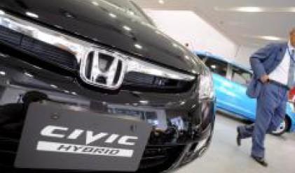 Honda отчете рекордна печалба за първото финансово тримесечие