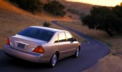 Toyota намали прогнозите си за продажби през 2008 г.