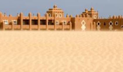 Хотел от пясък беше открит във Великобритания
