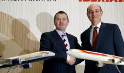 British Airways и Iberia преговарят за сливане