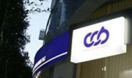 Печалбата на ЦКБ се понижава до 7 млн. лв. поради спада на борсата