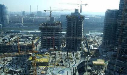 Кризата замразява 80% от строителните проекти в Русия