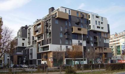 Новото строителство в България намалява с 25% през 2009