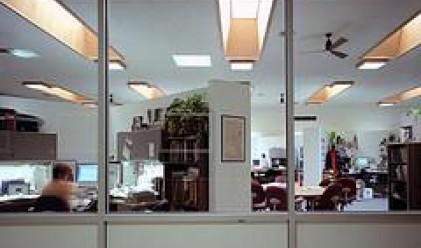 Наемите на офиси в Европа отчита спад