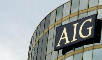 Шефът на AIG пак плаши с оставка