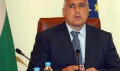 Борисов без отпуск, Цветанов почивал два дни
