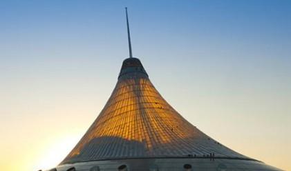 Най-високата палатка в света