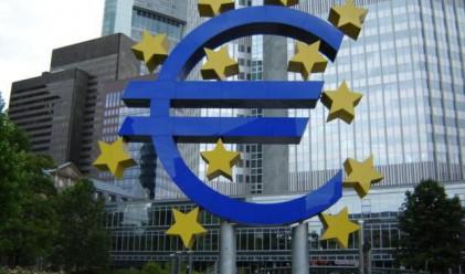ЕЦБ: Най-лошото от кризата в еврозоната вече е отминало
