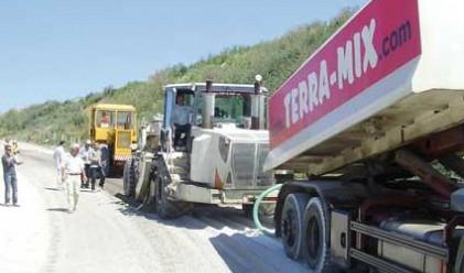 Парите за ремонти на пътища свършиха