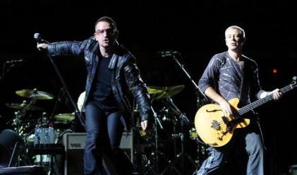 U2 е най-печелившата група