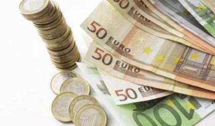 Еврото с 14-месечен връх спрямо долара