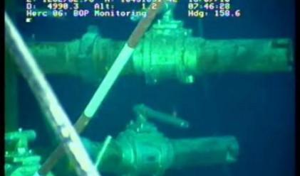 Ново изтичане на петрол в Мексиканския залив