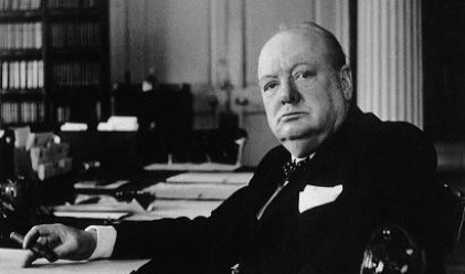 Ченето на Уинстън Чърчил отива на търг