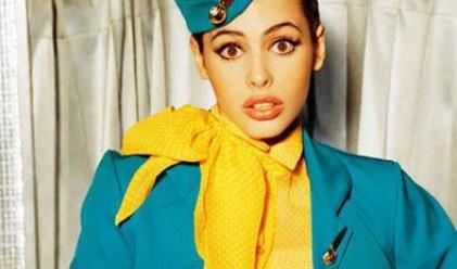 Хванаха стюардеса- джебчийка на Air France