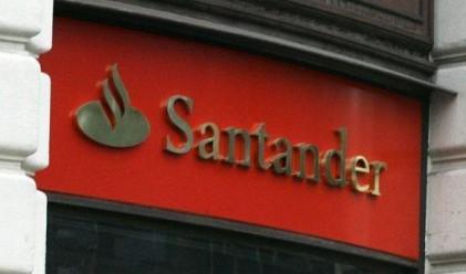 Banco Santander отказа да коментира листване в Лондон