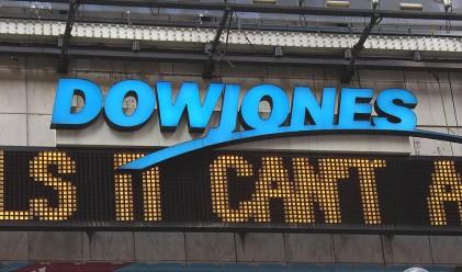 Dow продължава борбата с 10 000 пункта