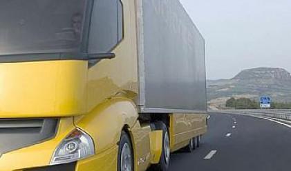 322 хил. лв. глоби за чужди камиони и автобуси