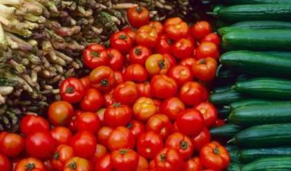 По-евтини краставици, домати, пипер и зеле