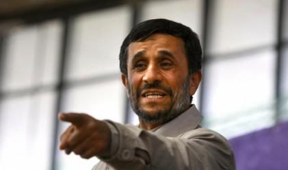 Какво не харесва президентът на Иран?