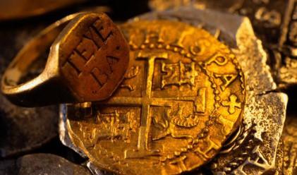 Французи откриха златни монети в мазето си