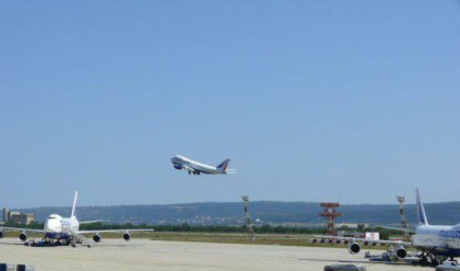 Над 380 хил. души преминаха през Летище Варна