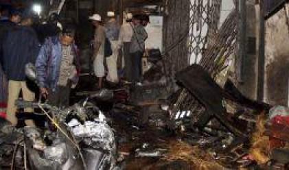 Три смъртоносни експлозии във финансовия център на Индия