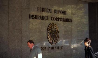 Броят на фалиралите банки в САЩ вече e 55 през 2011 г.