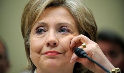 Хилари Клинтън на първото си посещение в Гърция