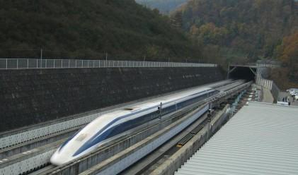 Страните с най-бързите влакове в света