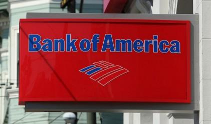 Bank of America с рекордна загуба