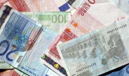 Еврото с едноседмичен максимум