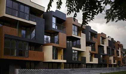 Средната цена на жилищата у нас е 909 лв./кв. м