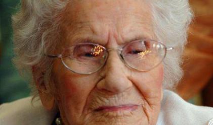 Най-възрастните хора в света
