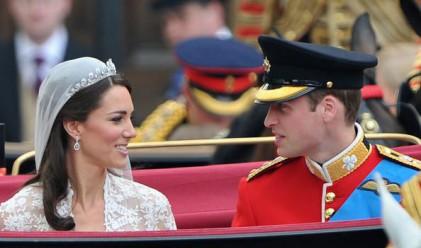 Сватбата на Уилям забавила британската икономика