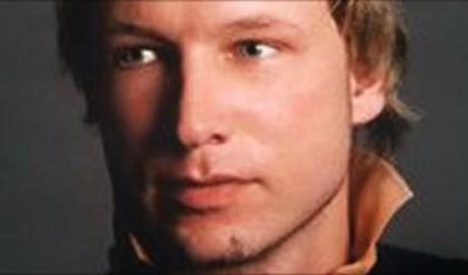 Атентаторът от Норвегия в луксозен затвор