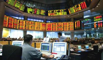 Спад за европейските индекси, златото с нов рекорд