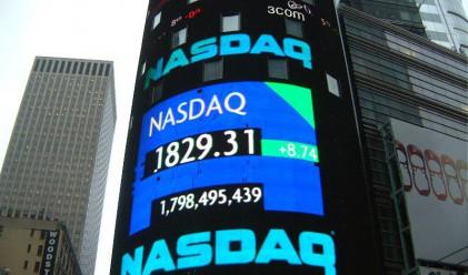 NASDAQ с по-ниска печалба