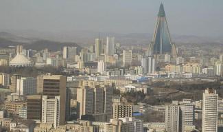 Един от най-големите хотели в света отваря в Северна Корея
