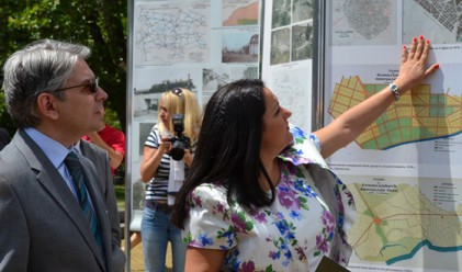 Археолозите отстъпиха 550 м от АМ Струма на строителите