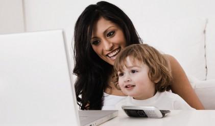 Майките помагат най-много на марките във Facebook