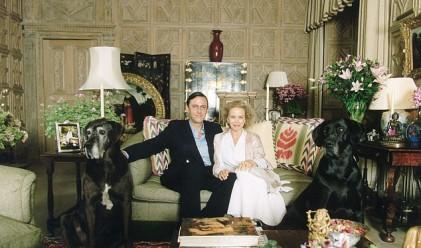 Лордът, неговата невярна жена, нейният румънски любовник и един разоряващ развод