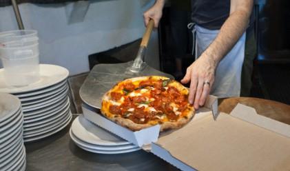 Създадоха най-здравословната пица в света