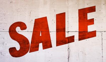 Рекорден спад на наемите на магазини
