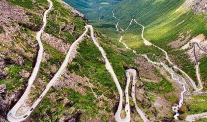 Най-опасните пътища в Европа