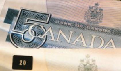 Канадският долар с 2-годишен връх срещу еврото