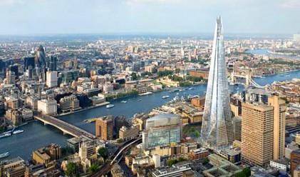 Най-високата сграда в Европа, но за кратко